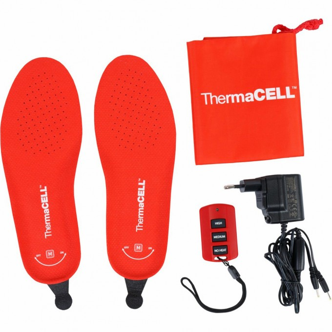 Стельки с подогревом THERMACELL X-Large THS01-XL-06